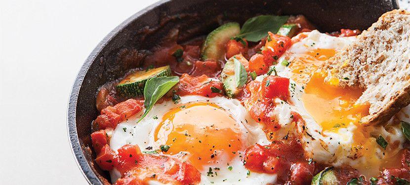5 Recetas Sencillas Con Huevo Recetas Cocina Recetas