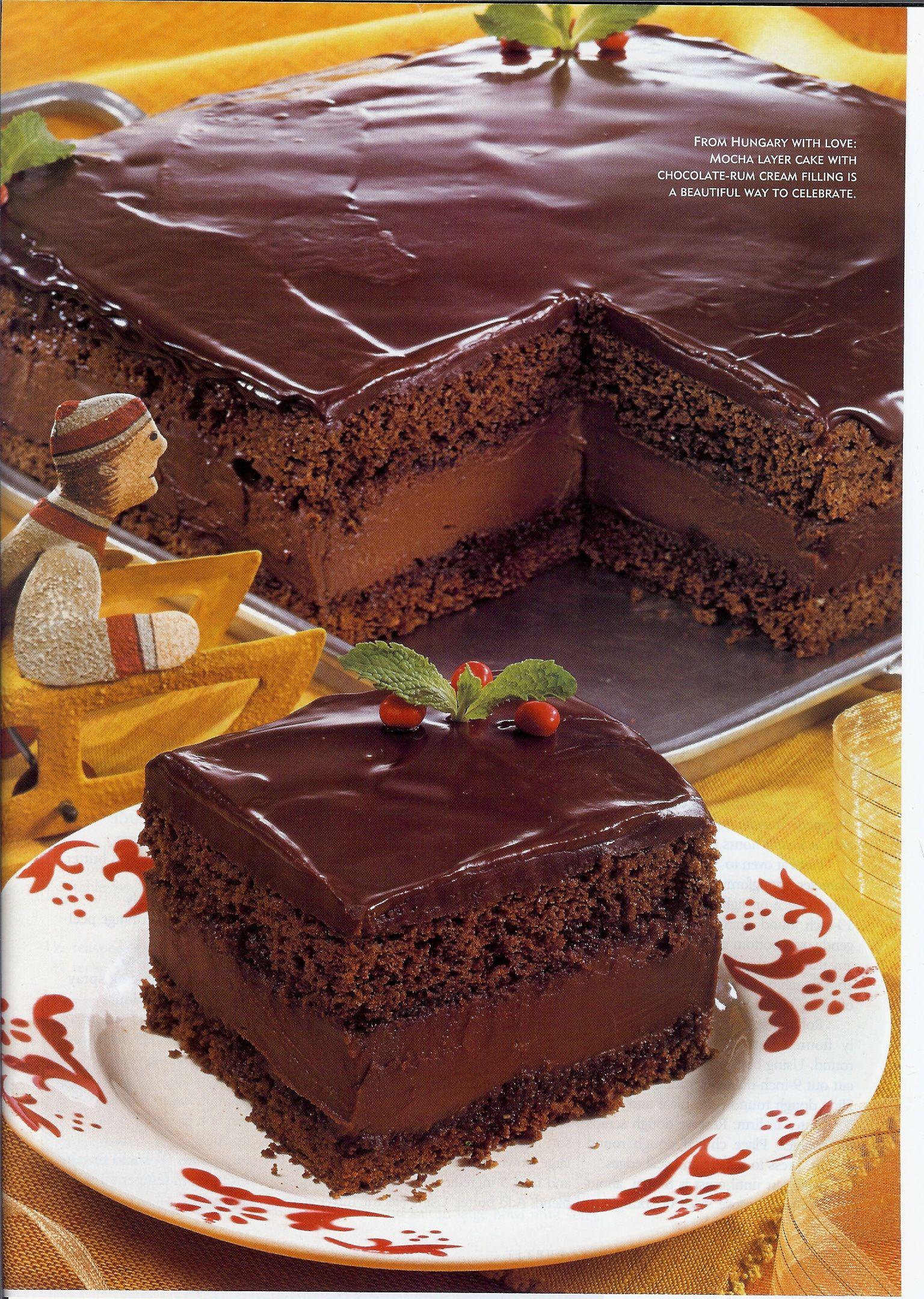 rigo jancsi the hungarian rhapsody of chocolate cakes