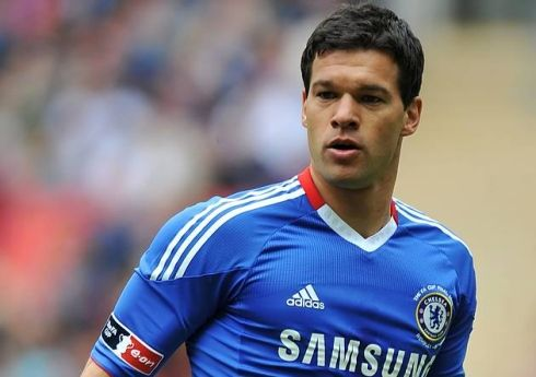 new product ac3ac 8e53b Michael Ballack i am looking for Chelsea jersey that He wore ...