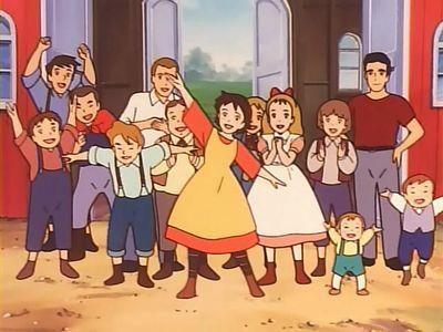 Little Women Old Cartoons Ghibli Artwork Old Anime