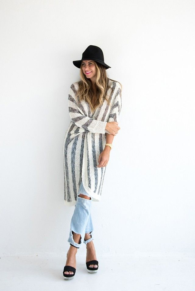 Coastal vibes via Miami Fashion Blogger Maria Tettamanti in Rosie True. #styleblogger #summerstyle #coastal
