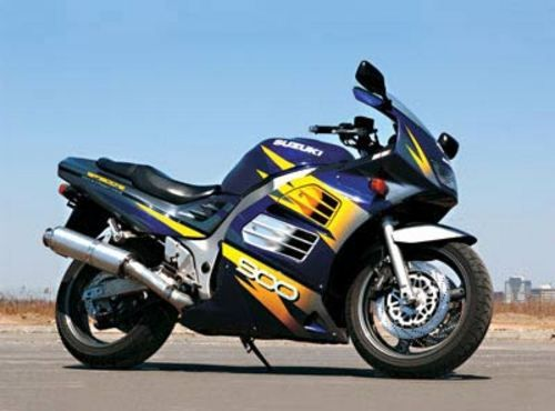 1994-2002 Suzuki RF900R Workshop Repair manual DOWNLOAD