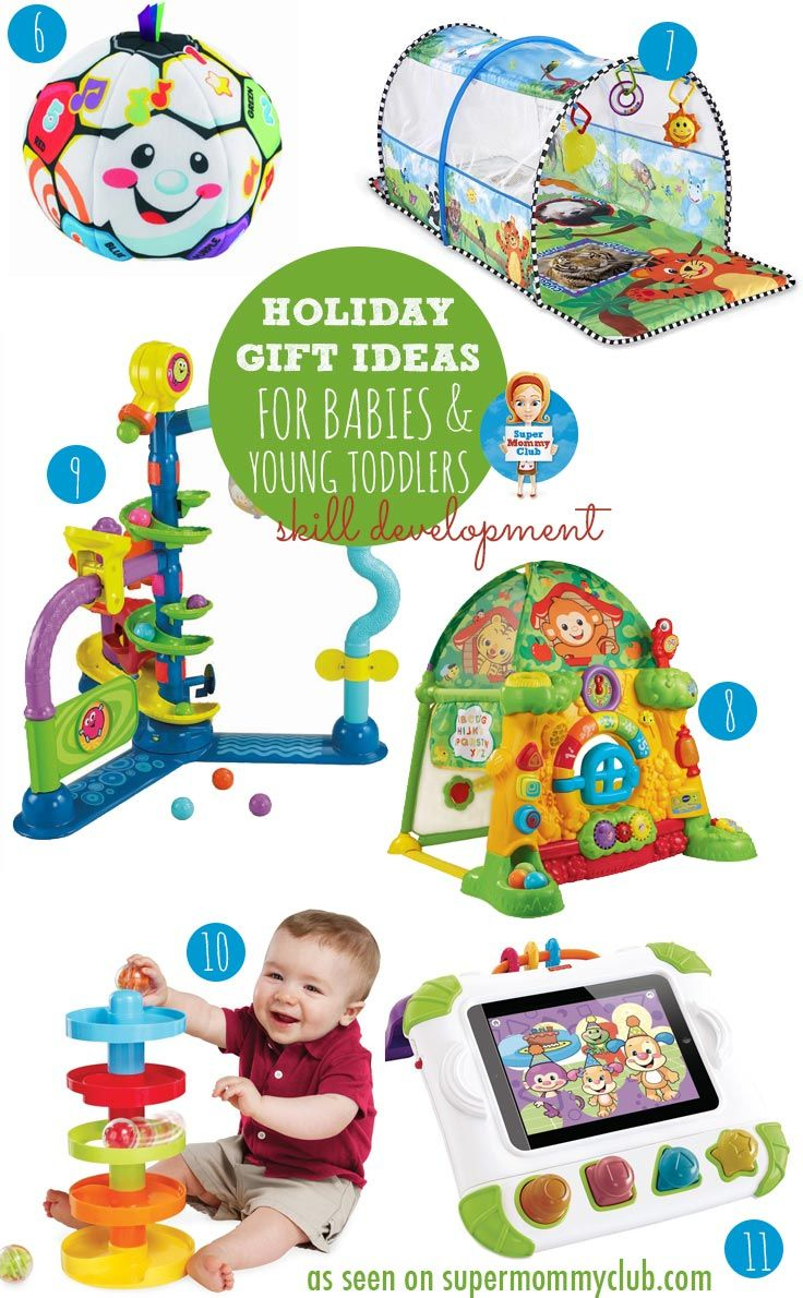Toys For Holiday : Stocking stuffers for toddlers and other christmas gift