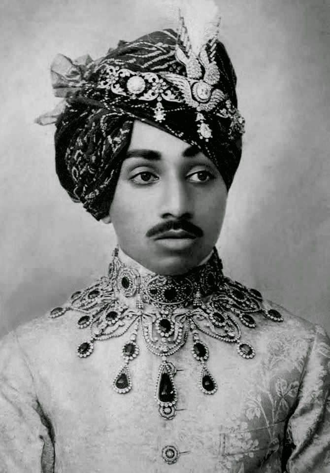 HHMaharaja Umaid Singh de Jodhpur