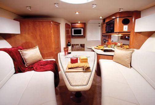Cabin Cruiser Boats Interior | Cabin Cruiser Remodel | Cabin cruiser