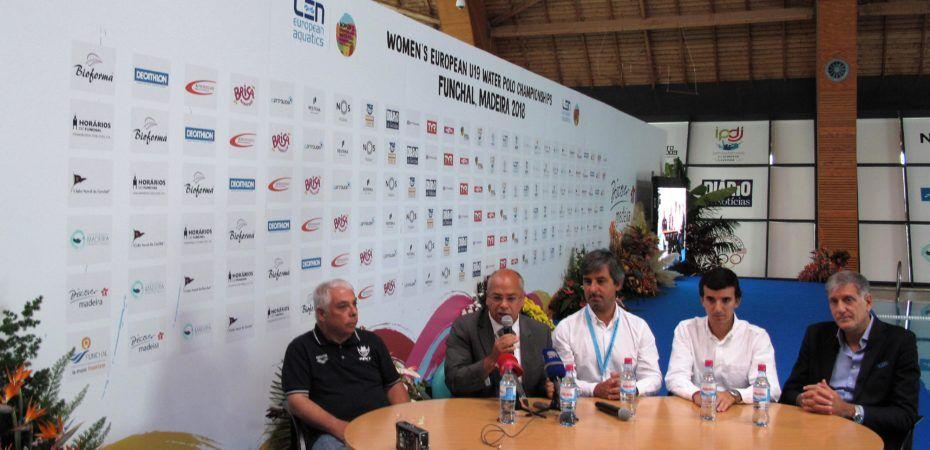 Europeu de juniores femininos de Polo Aquático acontece de 9 a 16 de  setembro em Funchal 8e7155a401cb7