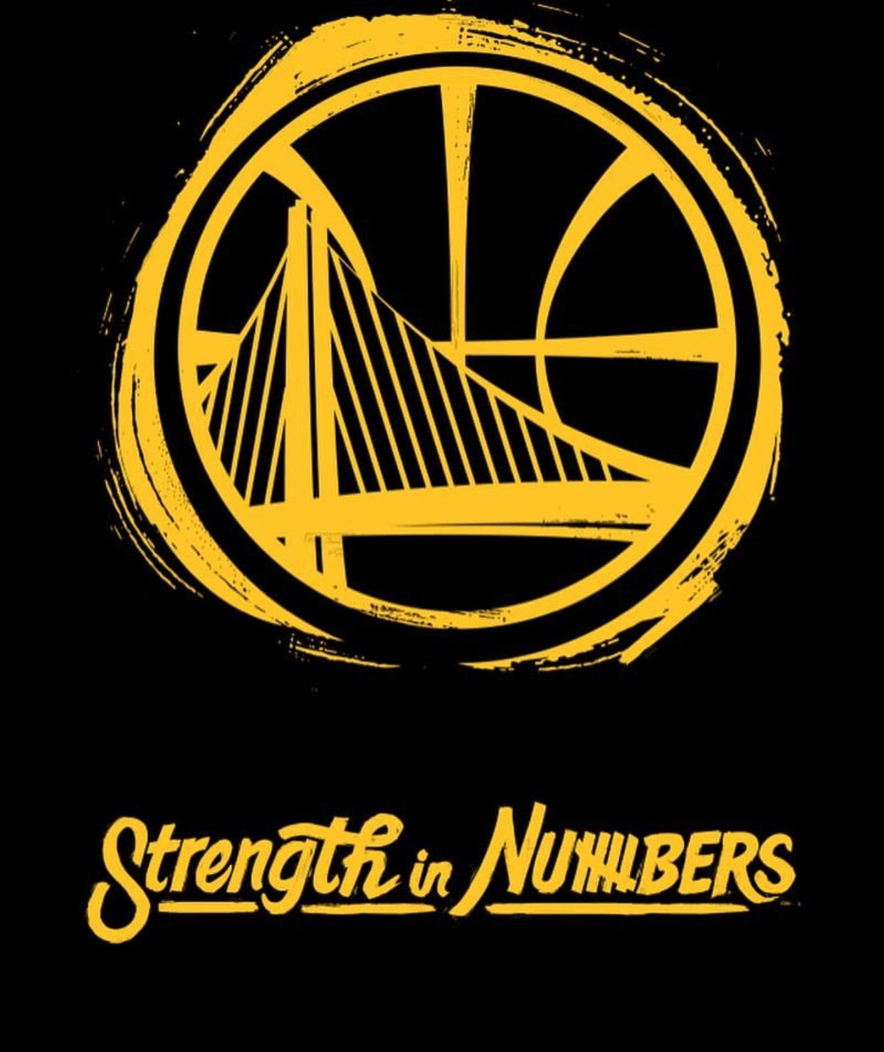 Warriors Strength In Numbers With Images Golden State