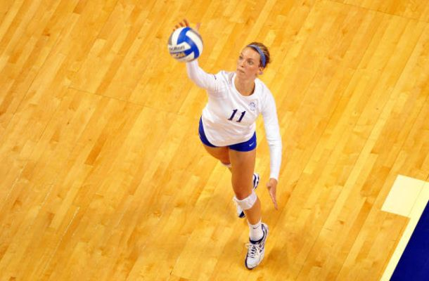 Billiken Volleyball Wins Leatherneck Invitational Volleyball Leathernecks Eastern Illinois