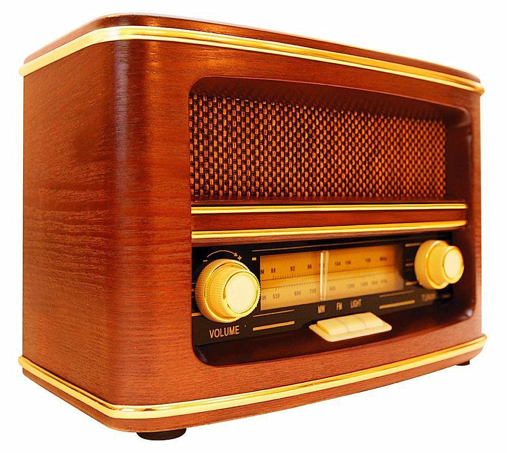 50 S Vintage Stand Alone Nostalgic Am Fm Radio Retro Style Modern Sound Quality Retro Radios Vintage Radio Radio