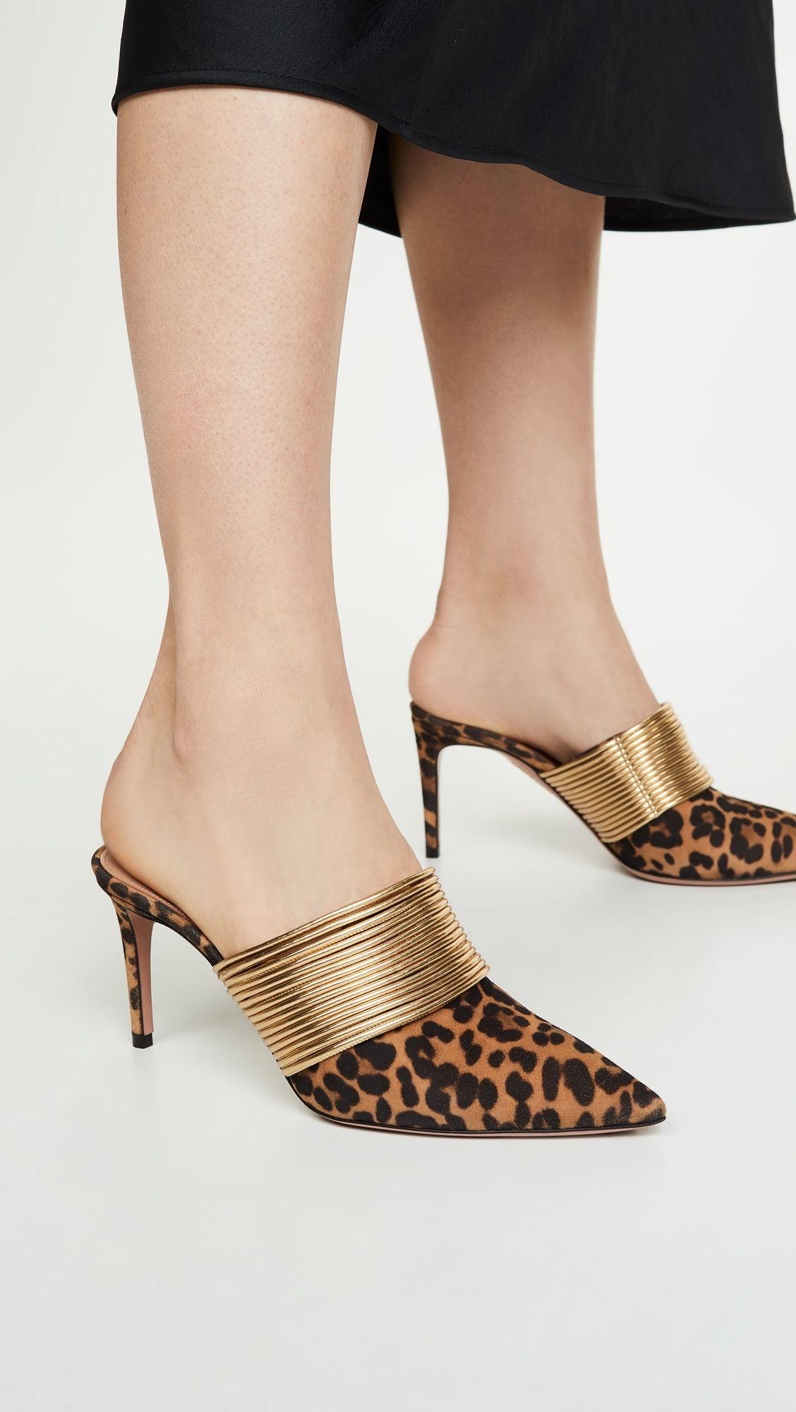 Rendez Vous 75mm Mules | Fashion heels, Heels, Giuseppe