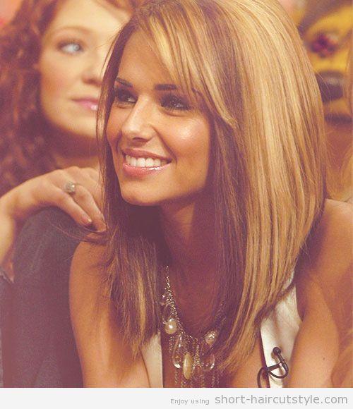 Marvelous 1000 Images About Hair On Pinterest Bangs Medium Length Bobs Short Hairstyles Gunalazisus