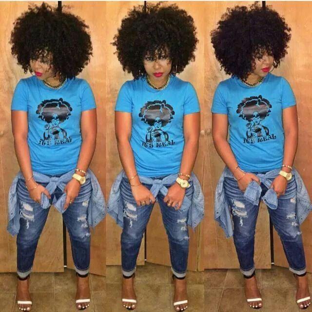 Big Hair Hair Hair More Hair Teamnatural Pinterest Big