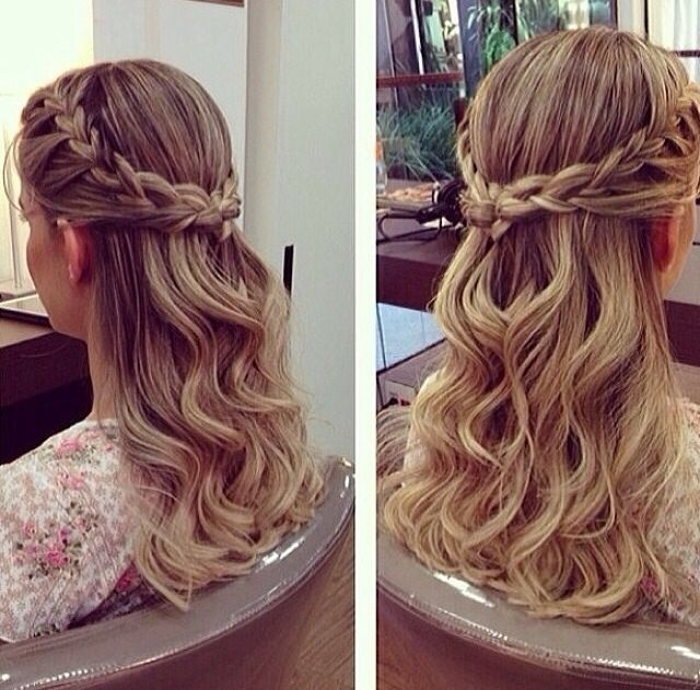 Penteados Tumblr Pesquisa Google Hair Penteados Com