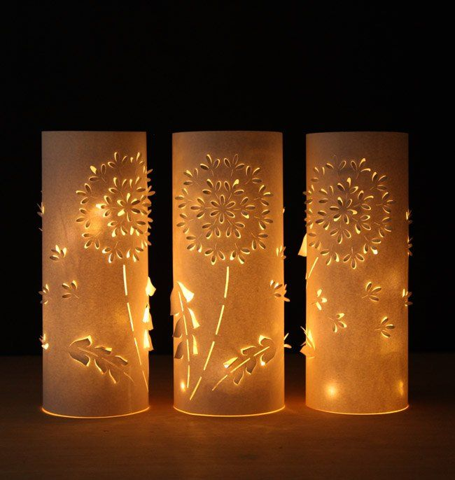 Use Colored Paper Ropriate Designs For Holidays Turn Plastic Water Bottles Into Glowing Lanterns