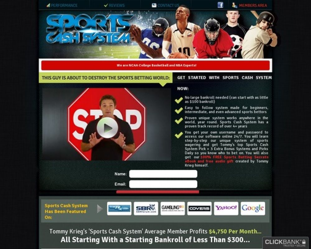 The 1 Sports Investing System
