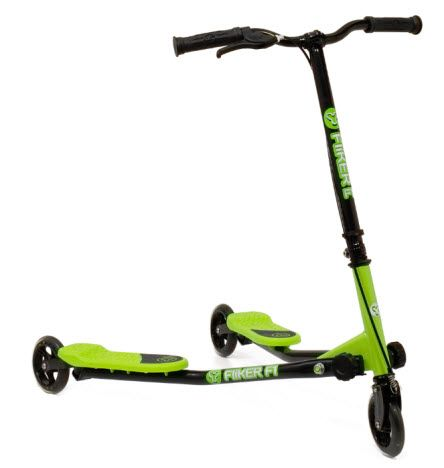 Toys R Us Fabulous 15 Hot Toy List: Y Volution Fliker F1 Flow Series Scooter from Atomic Sports