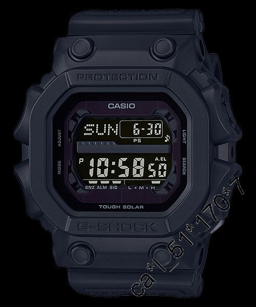 a61dd7063 CASIO G-SHOCK GX-56BB-1 GX-56