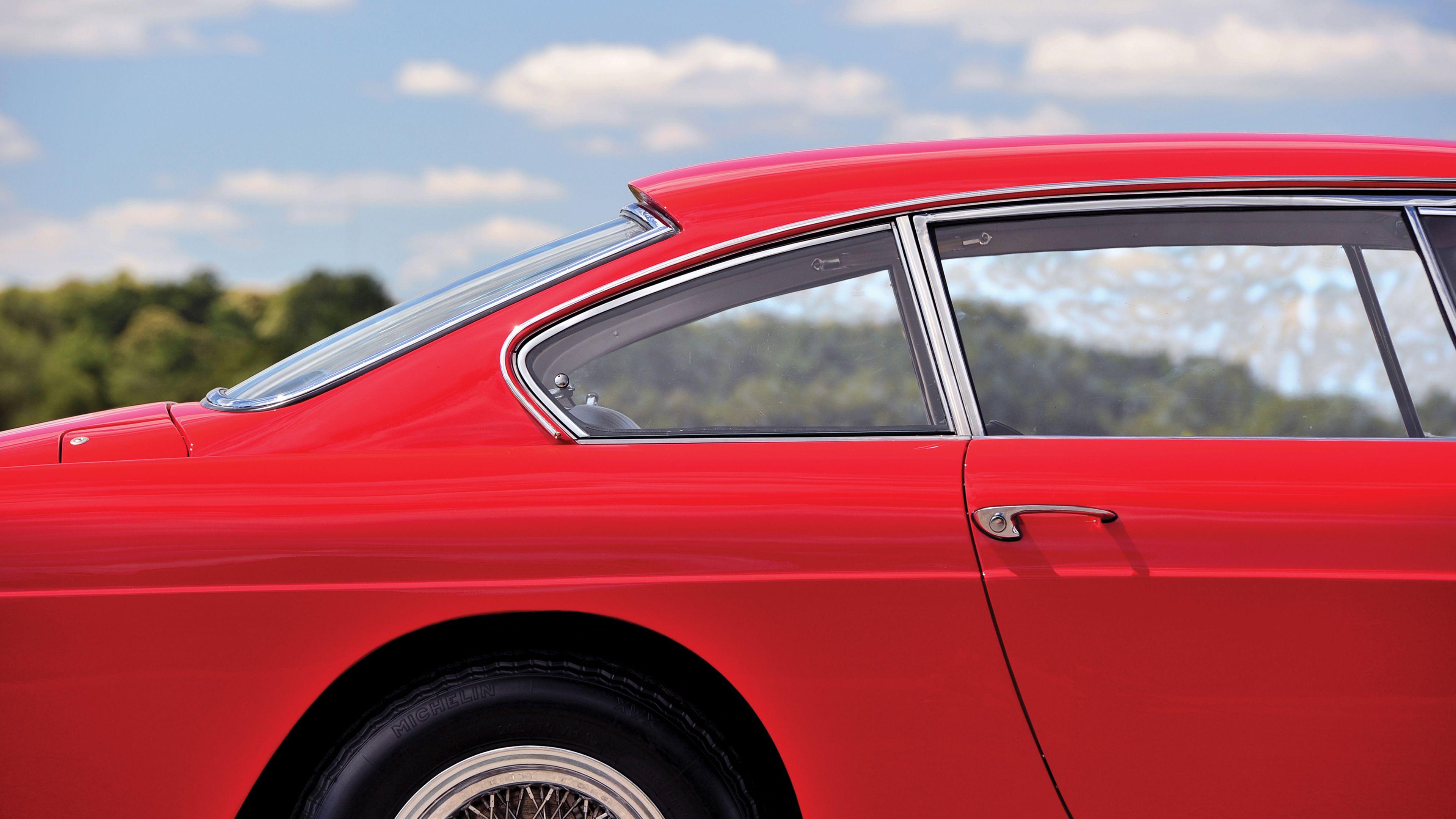 Ferrari 250 GTE 2+2 Series I 1961