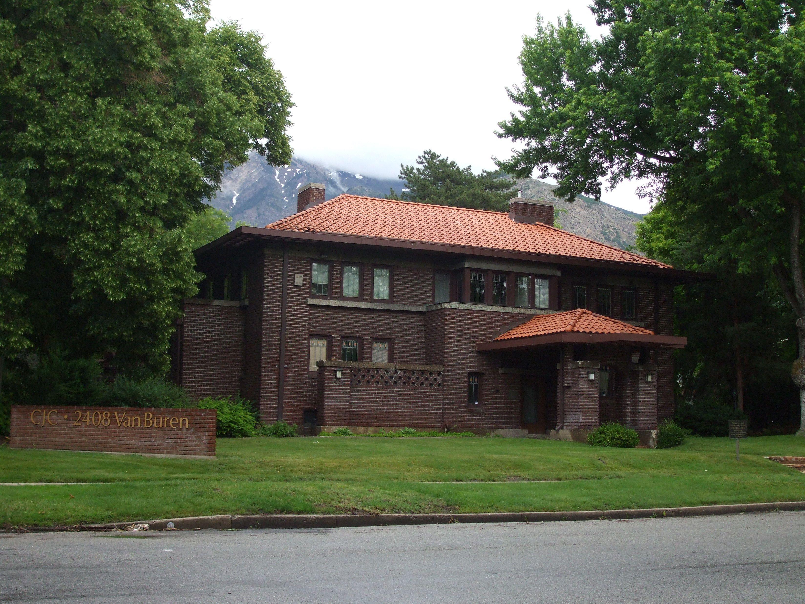 Gustav Becker House ogden utah