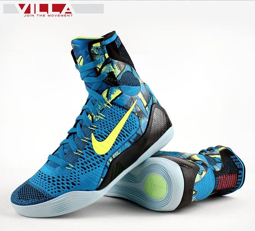 wholesale dealer 2bb87 e9cf8 Nike Kobe 9 Elite Perspective