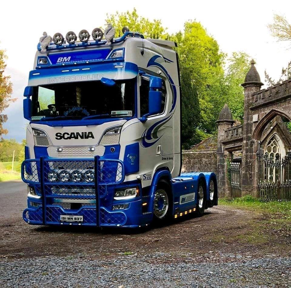 Scania In 2020 Big Rig Trucks Scania Lkw Lkw