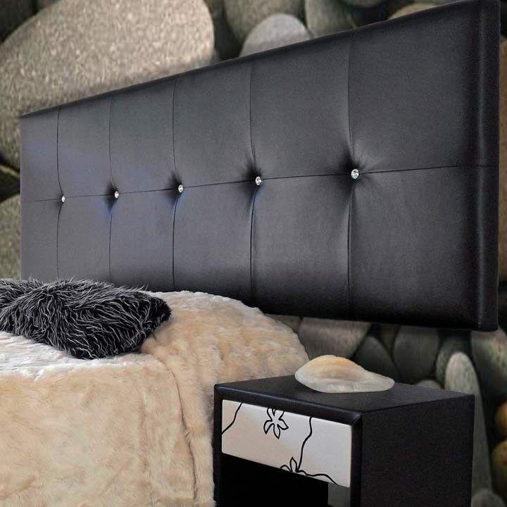 Cabecero de cama tapizado decohogar pinterest camas - Cabezal de cama tapizado ...