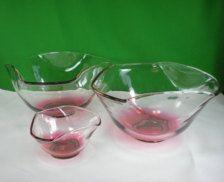 Glass in Housewares - Etsy Vintage