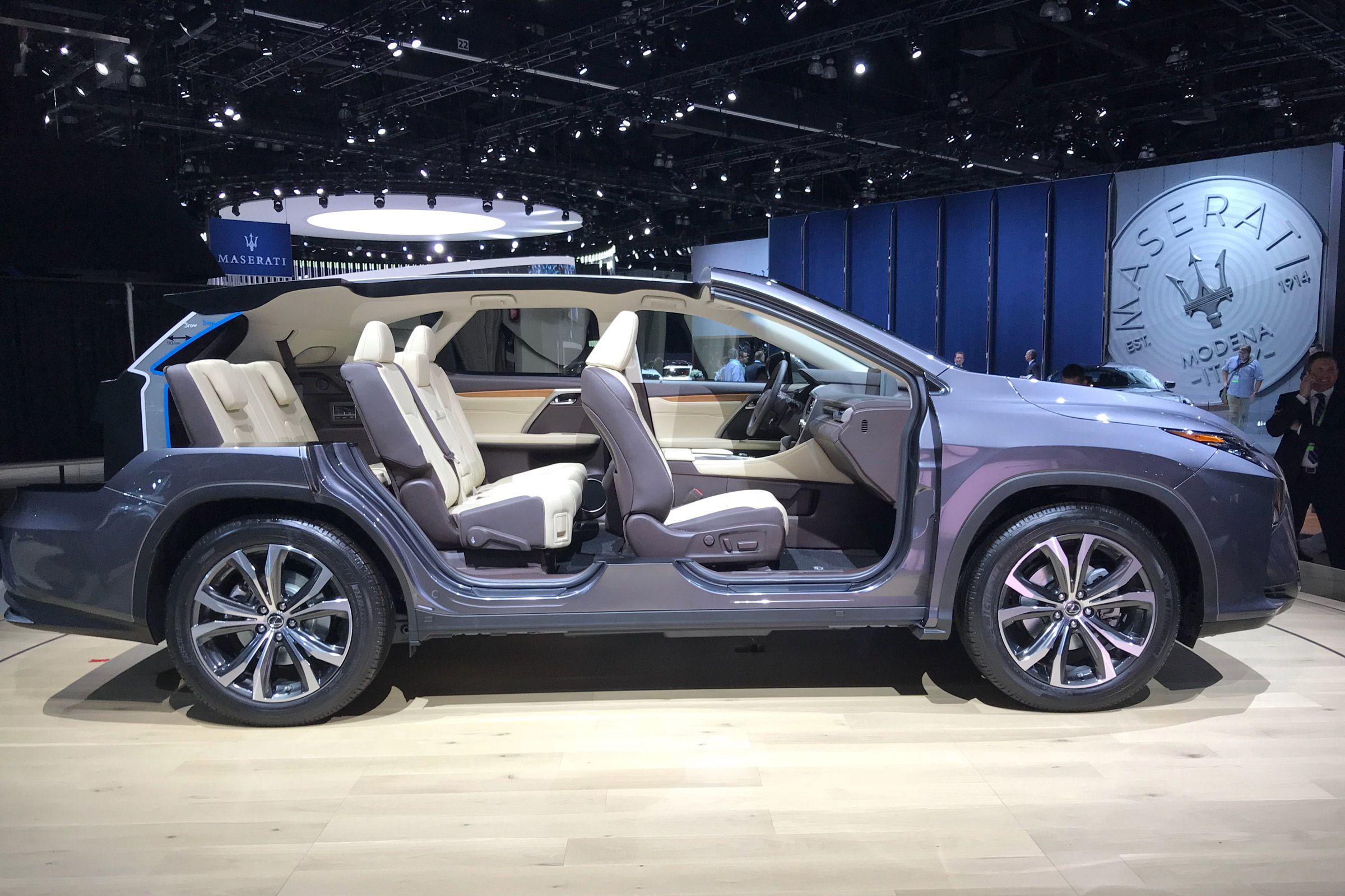 LA Motor Show 2017 latest news The 2017 Los Angeles