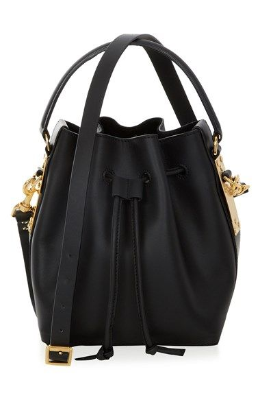 f8c914d9c4f4 Sophie Hulme  Small  Drawstring Leather Crossbody Bag available at   Nordstrom Coach Purses