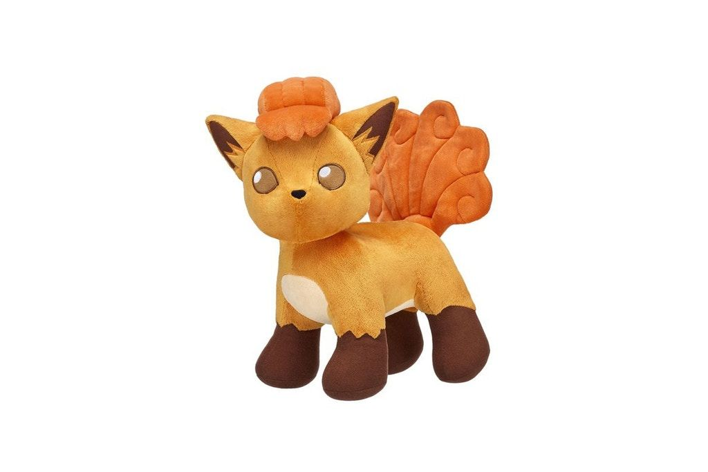 a0d38486 Expand Your Pokémon Collection With This Vulpix From Build-A-Bear ...