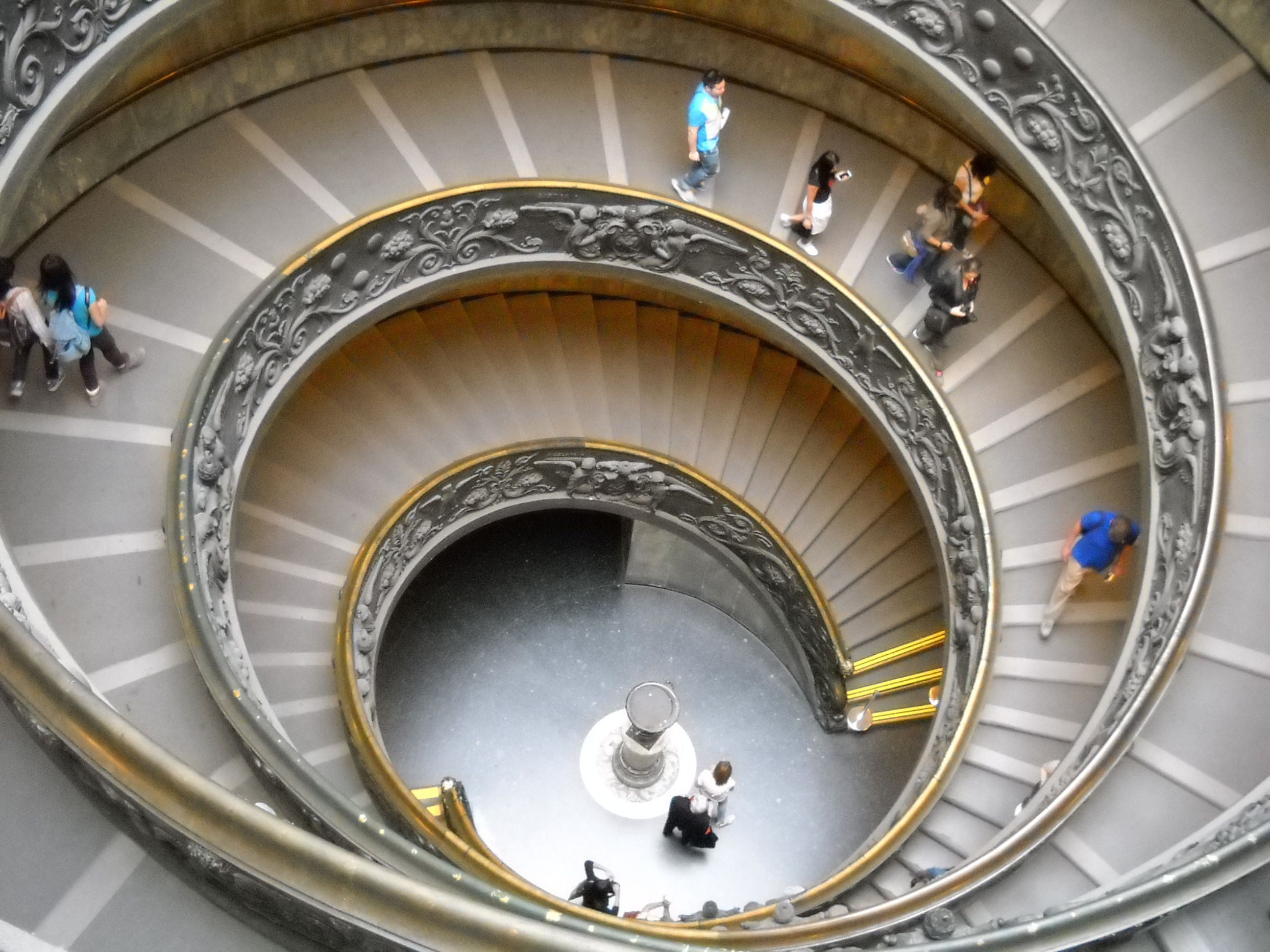 Best Spiral Staircase Of The Vatican Museum Vatican 400 x 300