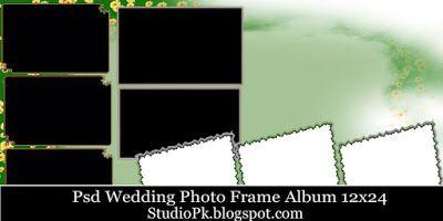 Wedding Album Templates Psd Files Free Download - Luckystudio4u ...