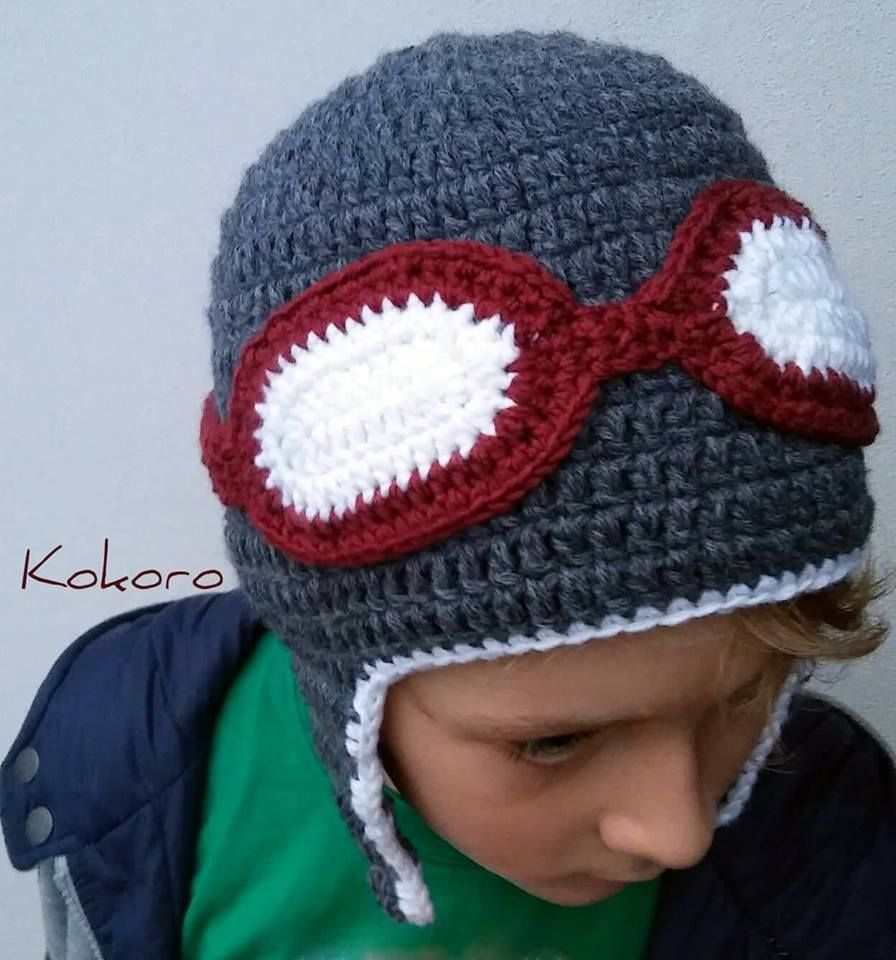 Cappello da bambino in lana con paraorecchie befcfd53d39b