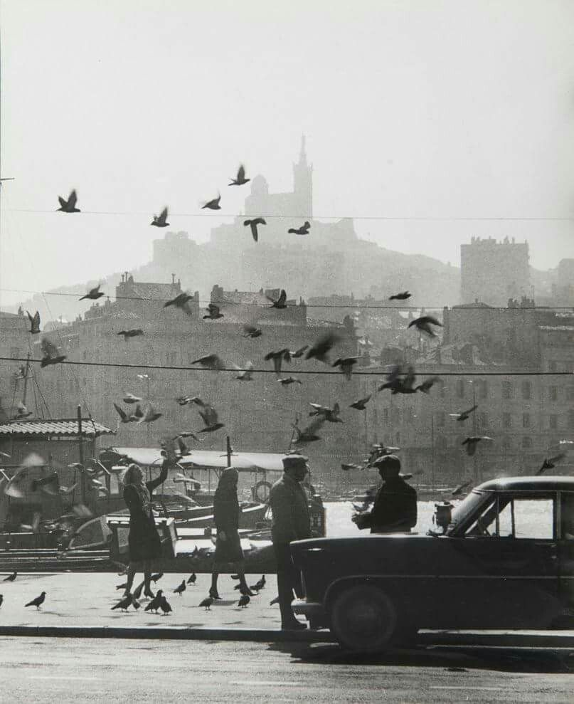 Willy Ronis Marseille, 1963