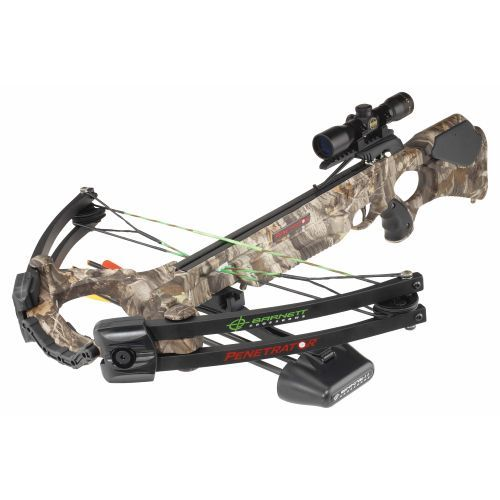 Barnett Penetrator Compound Crossbow I would Love to have