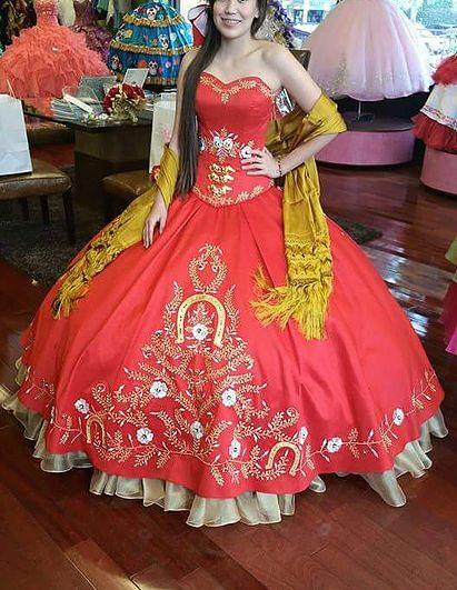 7a71f8923 Quinceañera Dresses