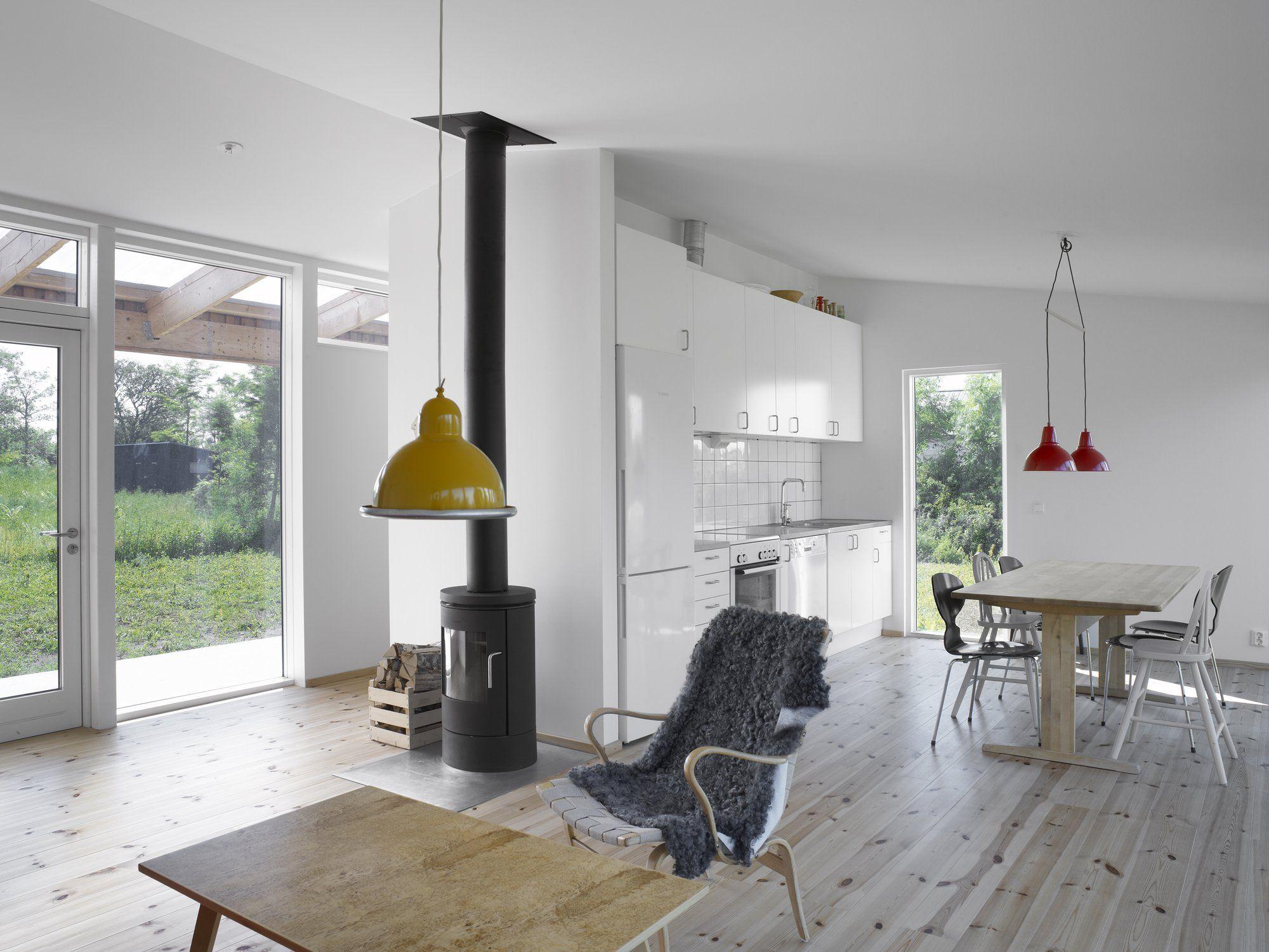 Swedish Homes Small House In Swedenllp Arkitektkontor  Piccoli Spazi Mini