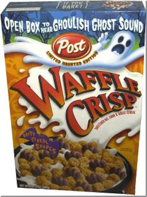 best-halloween-cereal-8 | Food Pron | Pinterest | Waffle crisp