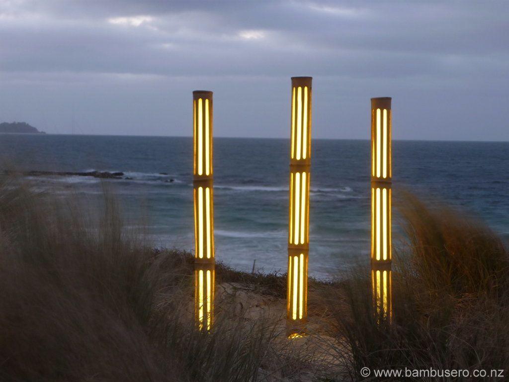 Bamboo Lights Indoor Outdoor