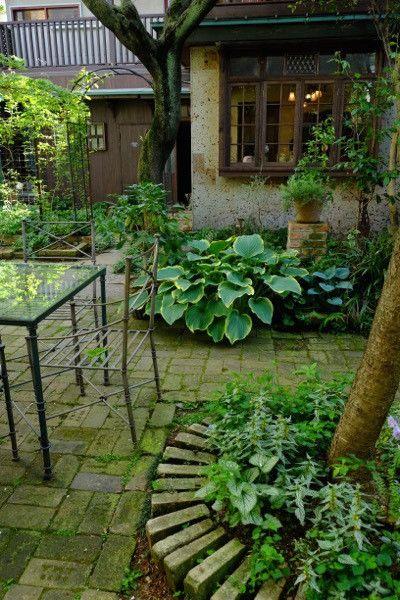 DIY|Nora レポート ~ワンランク上の庭をめざして~ Gallery&Gardencafe,YASUTAKE | Garden |  Pinterest | Gardens, Green Garden And Garden Paths