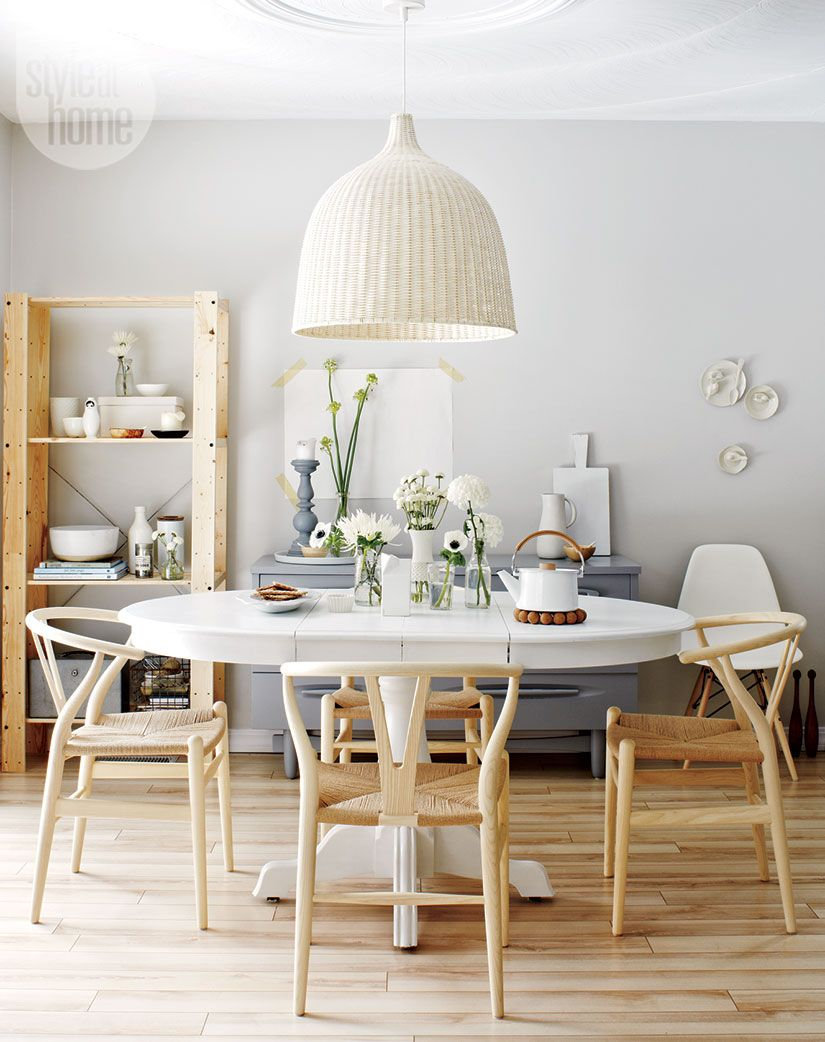 Interior Scandinavian Style On A Budget Style At Home Scandinavian Dining Room Dining Room Design Interior