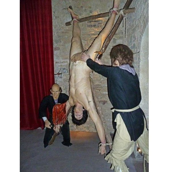 Med!eval Torture Museum-World's most frightening museums