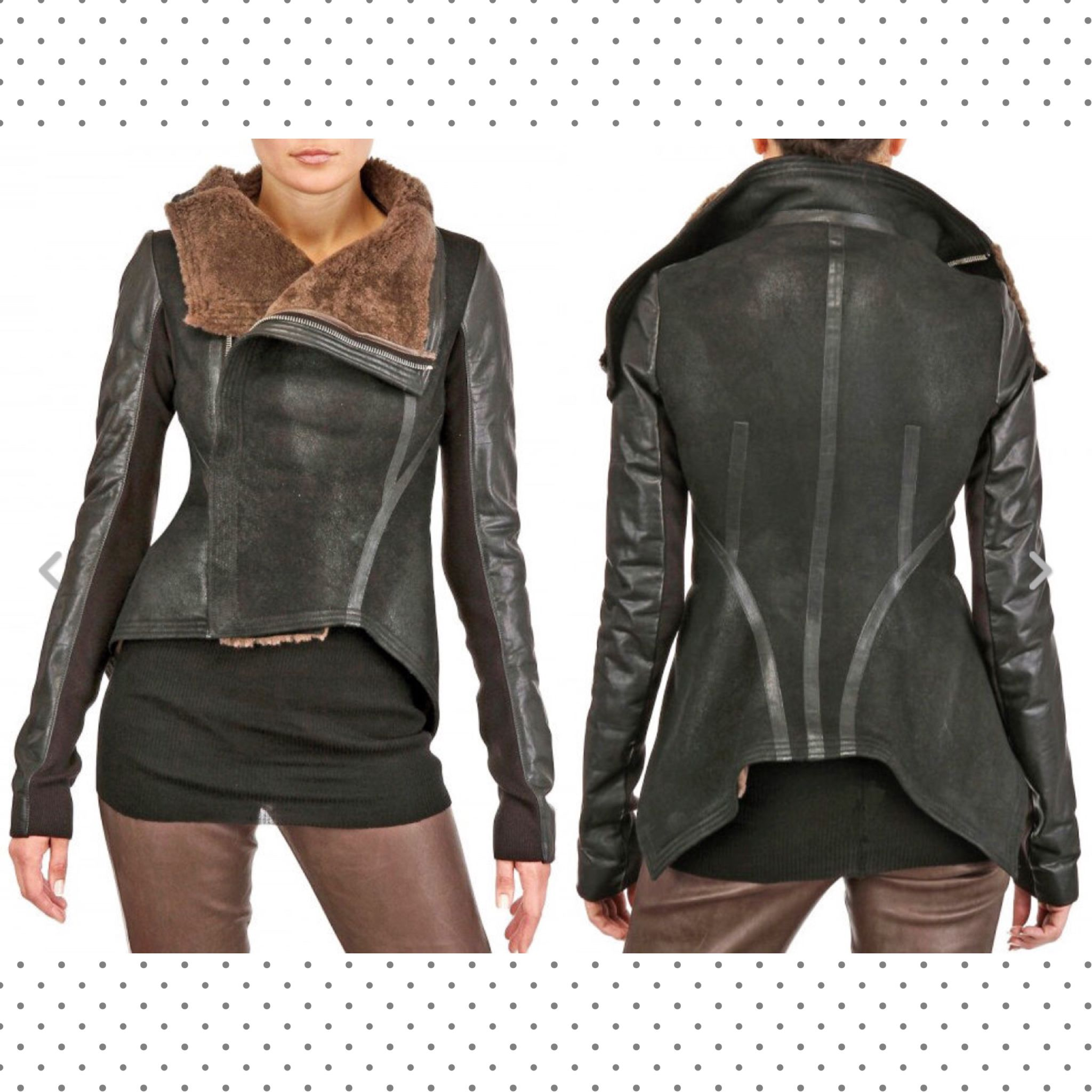 Pin by bPennywhys . on Fashion Style Leather jacket