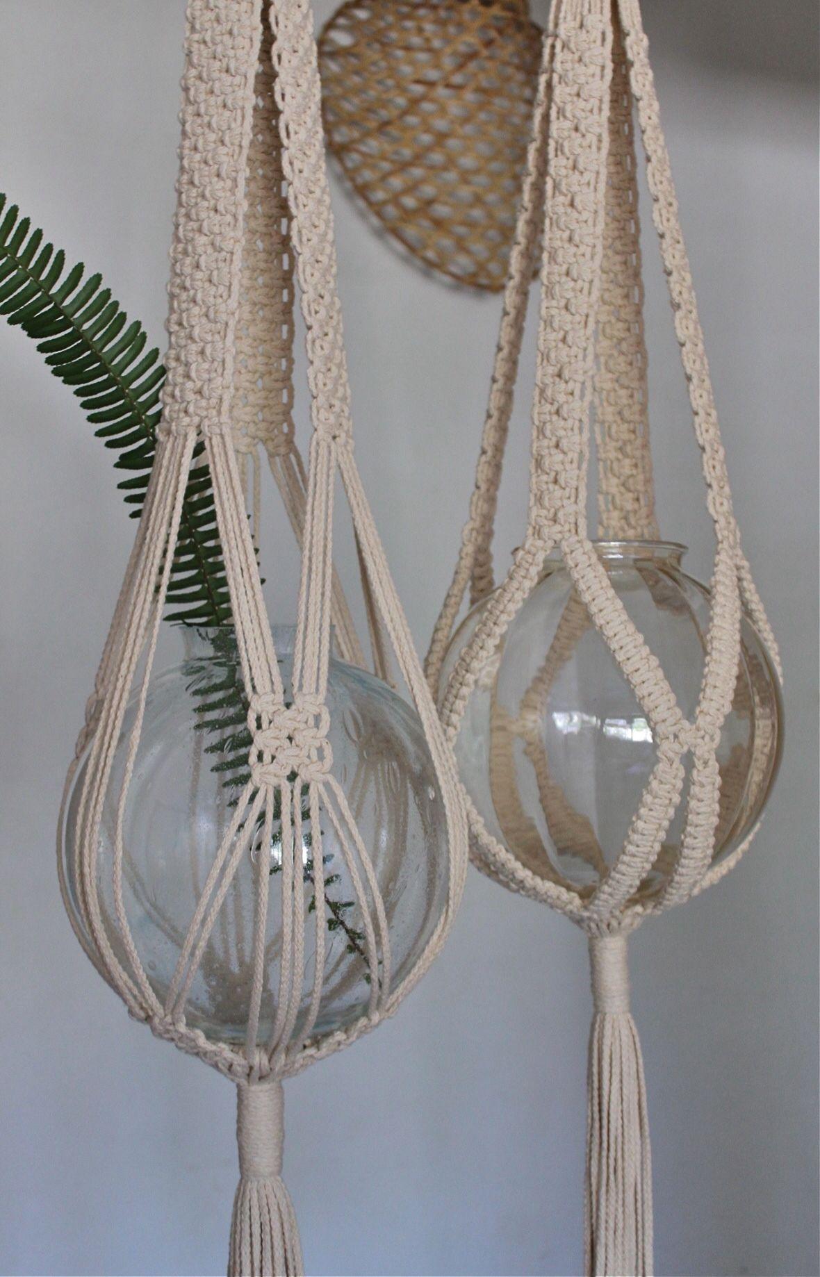 EdenEve Macrame | LET'S CREATE | Pinterest | Plant hangers ...