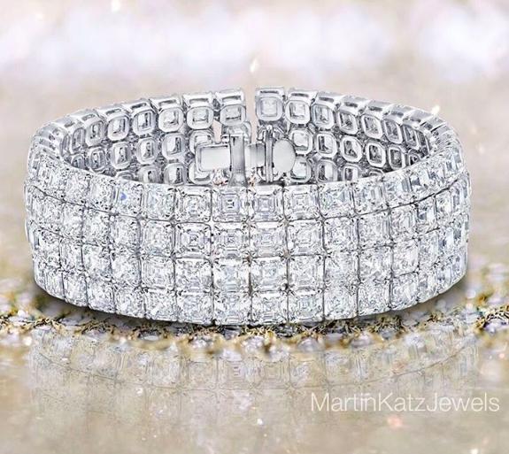 #jewelry #finejewelry #diamonds #bracelet #luxury #MartinKatz #MartinKatzJewels