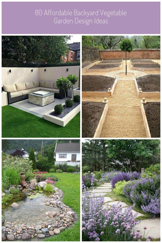 20 Beautiful Backyard Garden Design Ideas And Remodel 20 ...