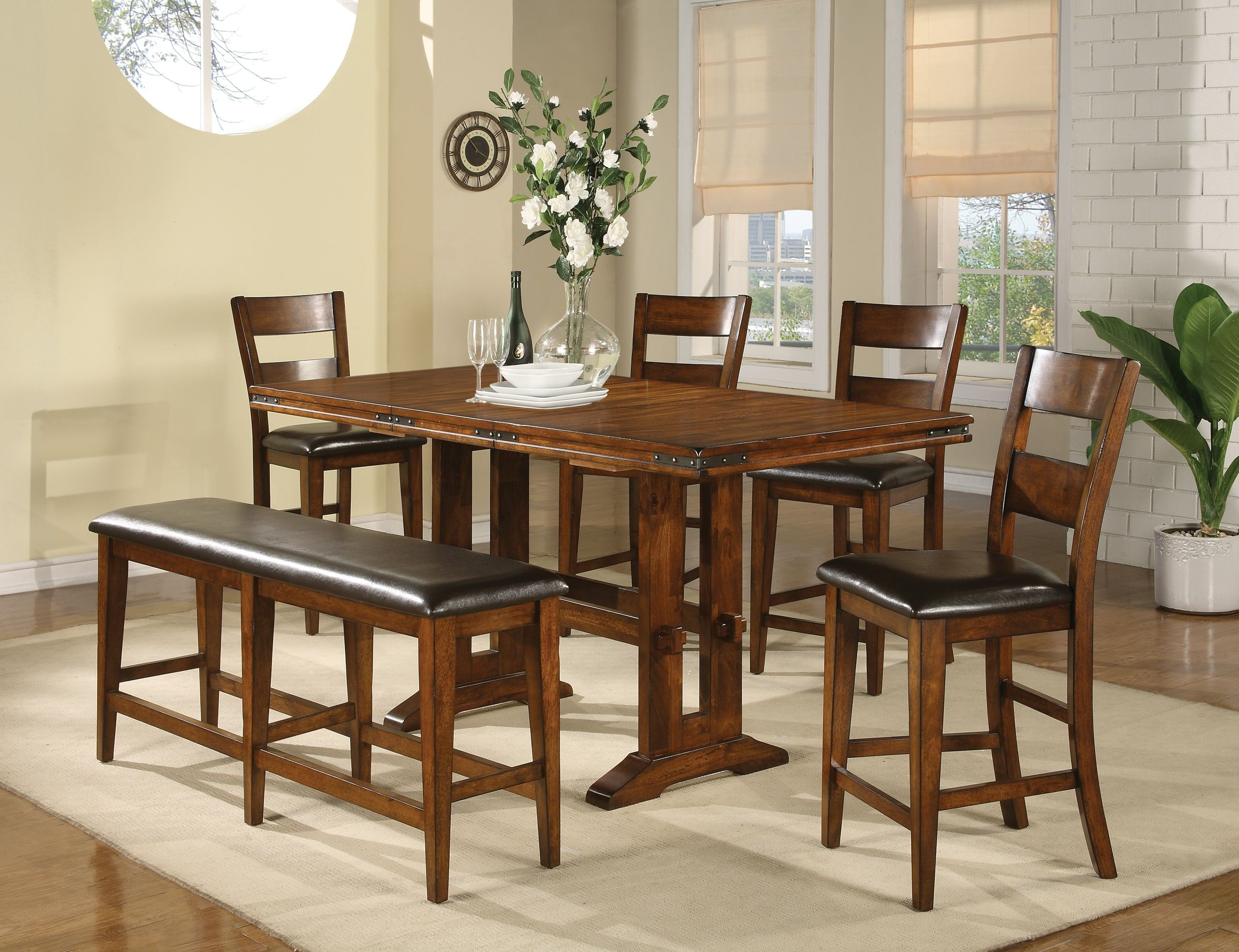 mango counter height dining set dmgtset dining sets from