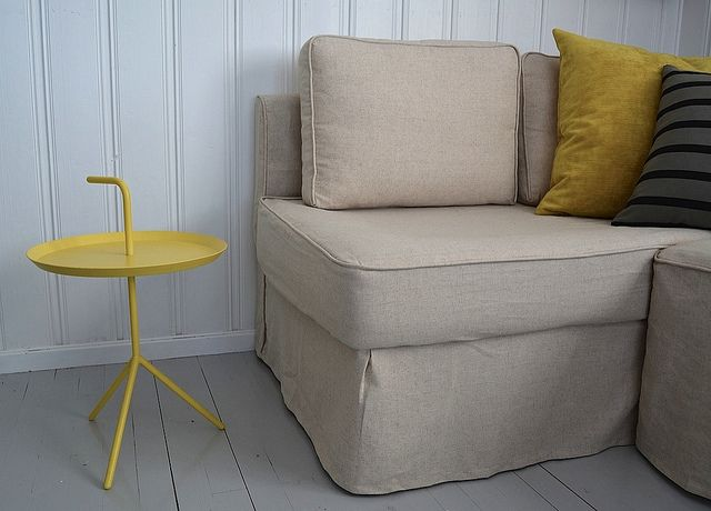 Elbo Sofabed Linen Vintage Slipcover By Comfort Works Custom Slipcovers Ikea Sofa Fabric Swatches