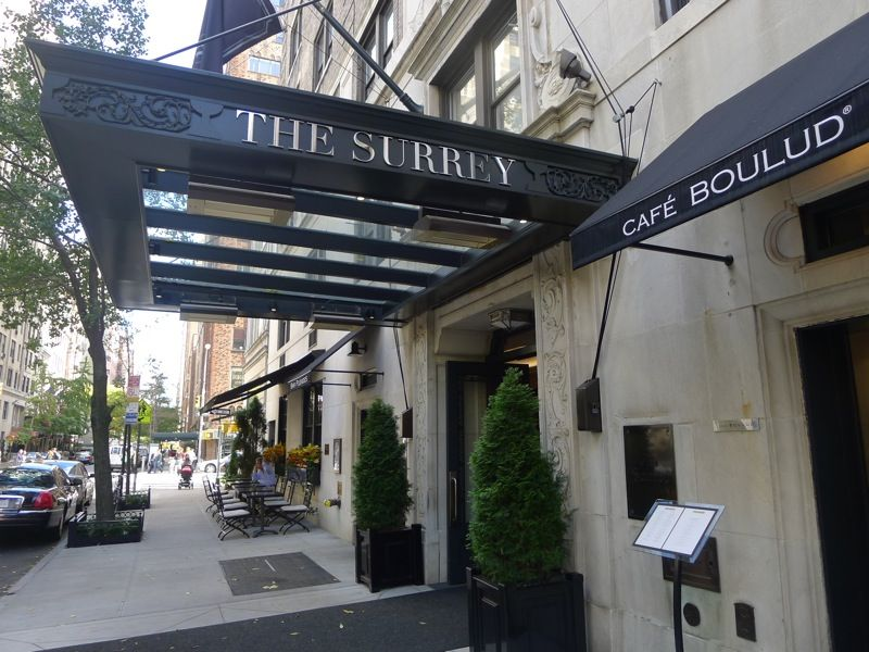 Image Result For New York City Awnings Upper East Side Surrey Hotel Outdoor Decor