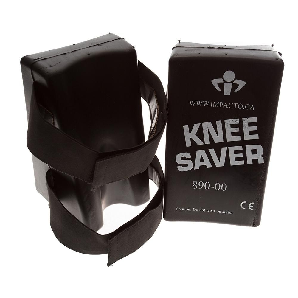 Impacto Protective Products Black Knee Saver Work Knee Pads